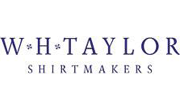 Up To 35% Off Select Items at WH Taylor Shirtmakers